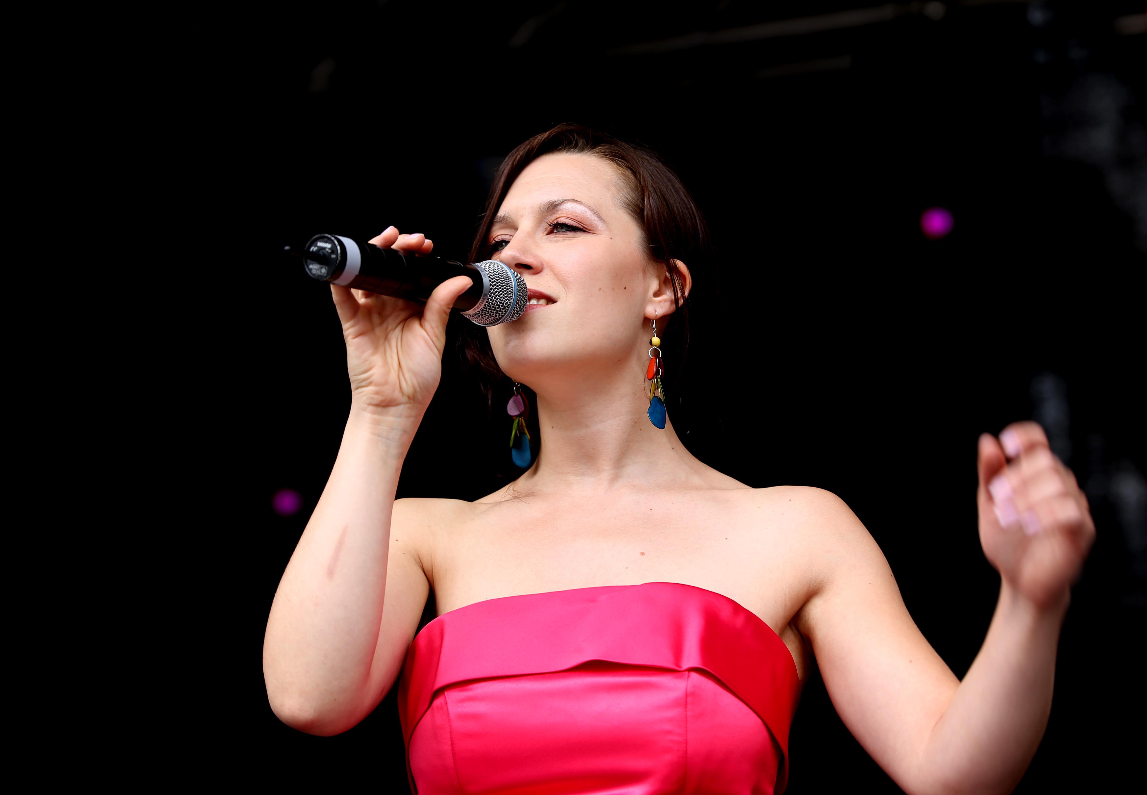 Juliette mAnnheim Stadtfest